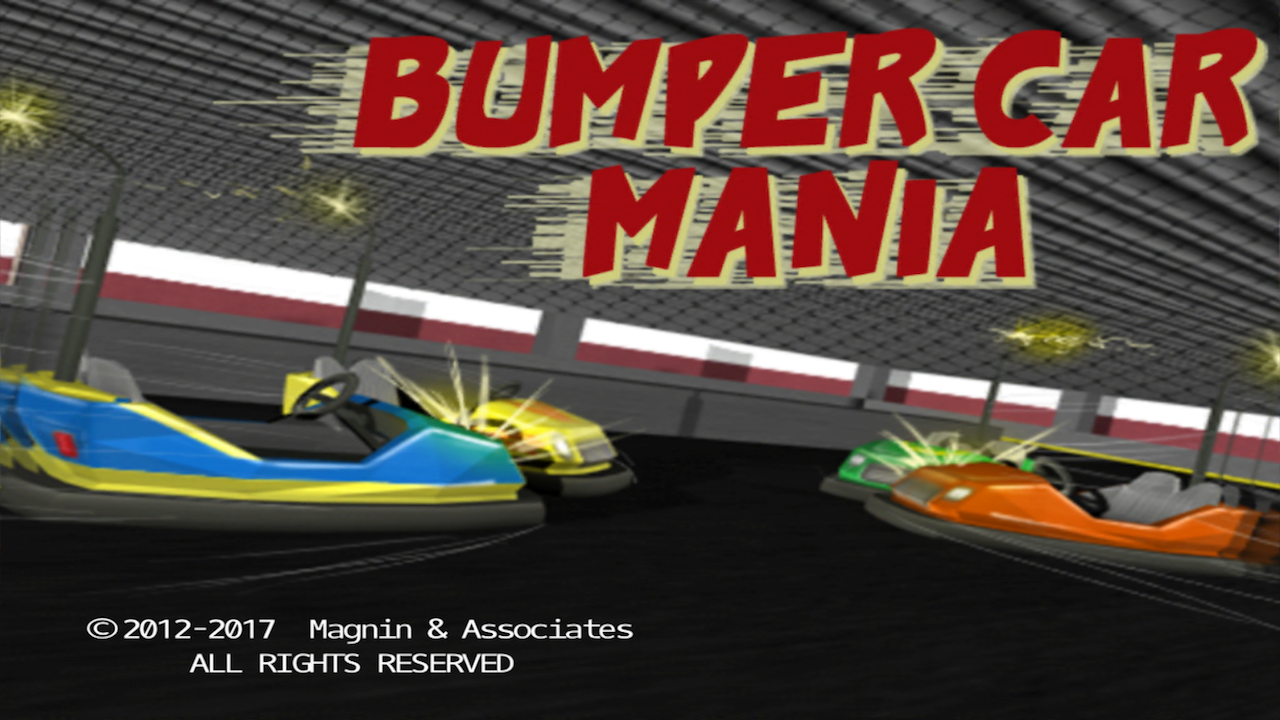 Bumper Car Mania now Multiplayer and Multi-platform Image