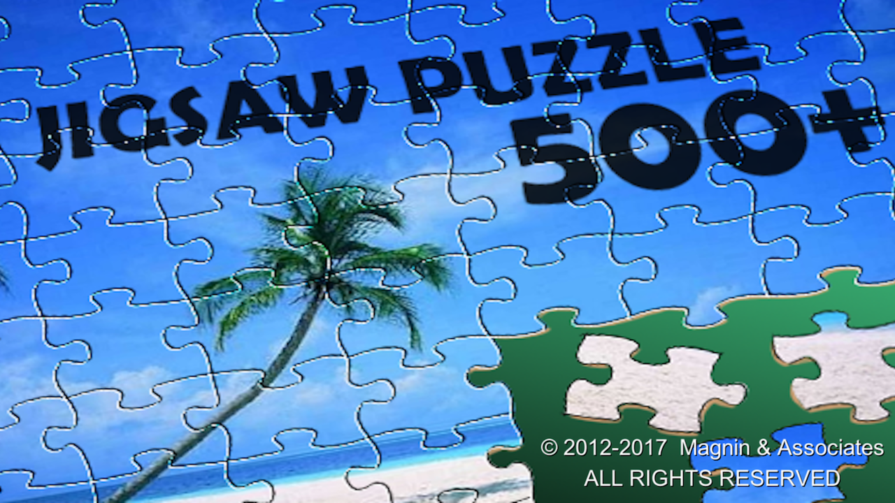 Jigsaw Puzzle 500+ v2.0 now multiplayer on both iOS and Android Image