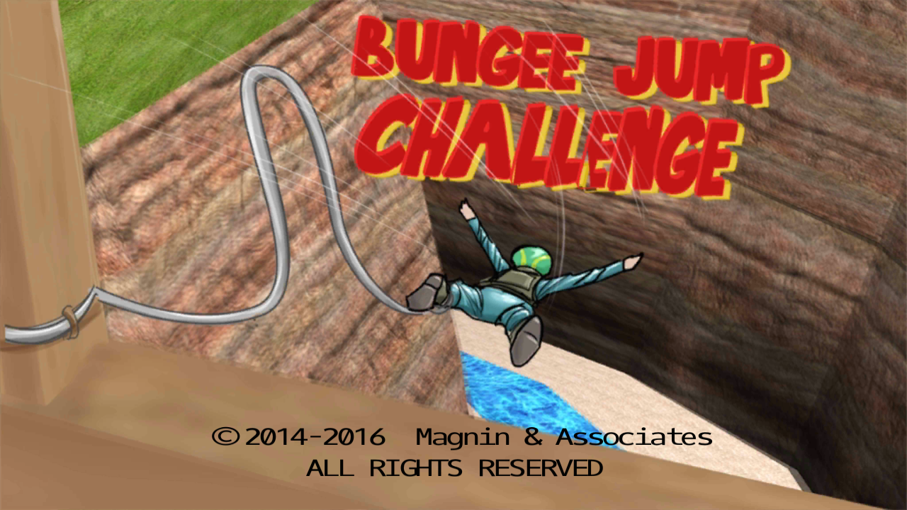 Bungee Jump Challenge on iOS, Apple TV, Android, Windows 10 Phone and PC Image