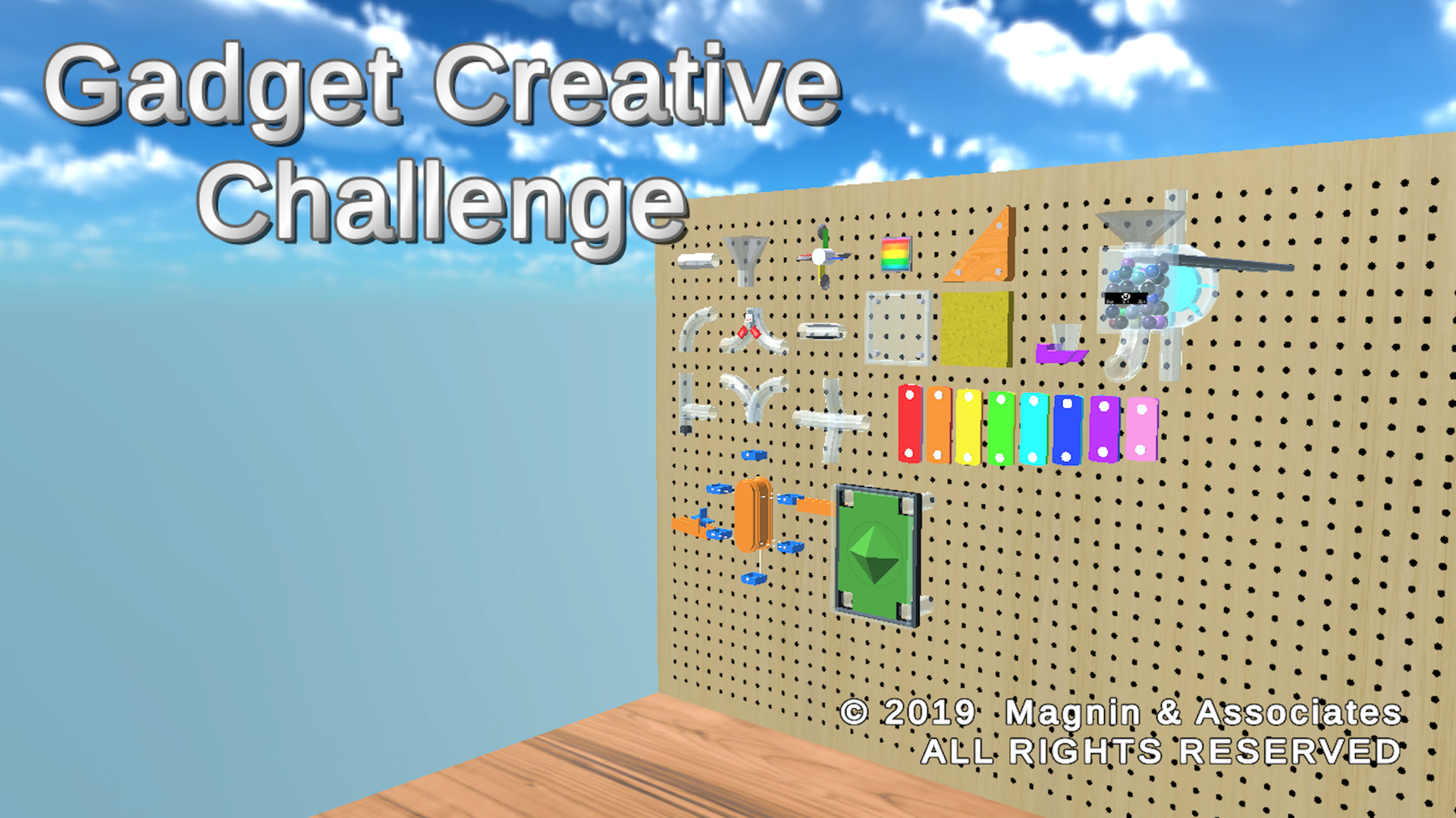 Gadget Creative Challenge for iOS, Android, and Win10 PC Image