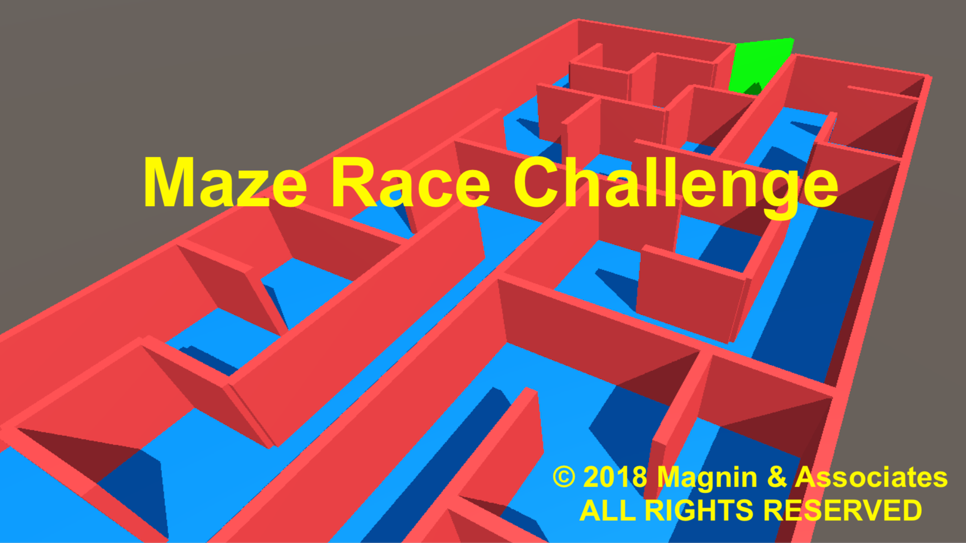 Maze Race Challenge new game for iOS, Android, Windows 10 PC & Xbox Image