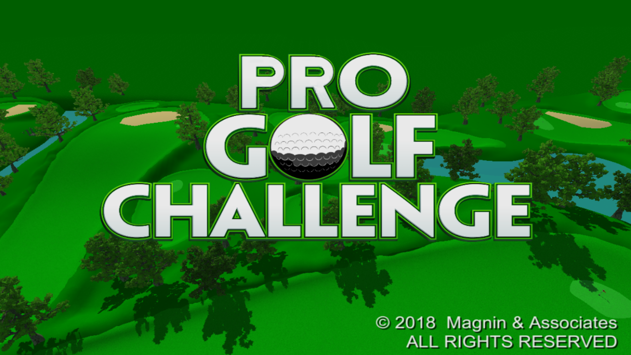 Pro Golf Challenge new game for iOS, Android, and Windows 10 Image