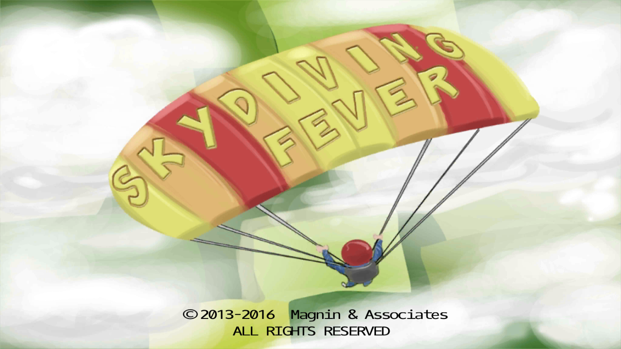 Skydiving Fever now on Apple TV, Android, Windows 10 Phone and PC Image